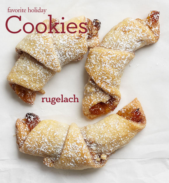Rugelach-Cookie