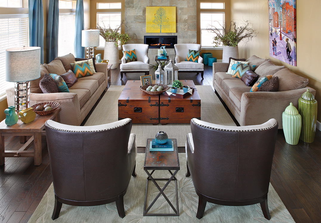 Tips For Updating Your Living Room Arrangement