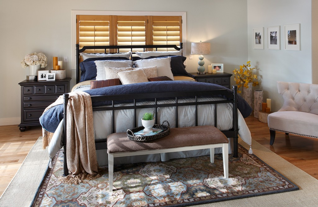 before and after newlywed bedroom suite by bedroom expressions