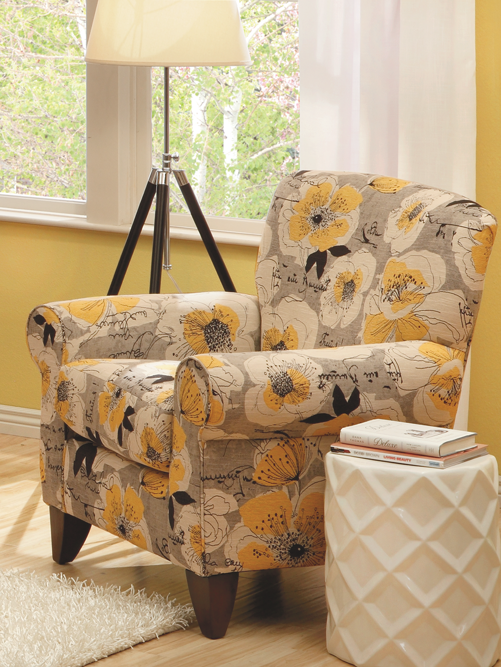Floral Accent Chairs.How To Choose The Right Accent Chair Home Is Here