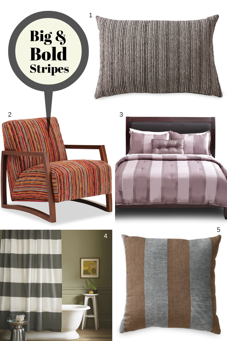 Big + Bold Stripes