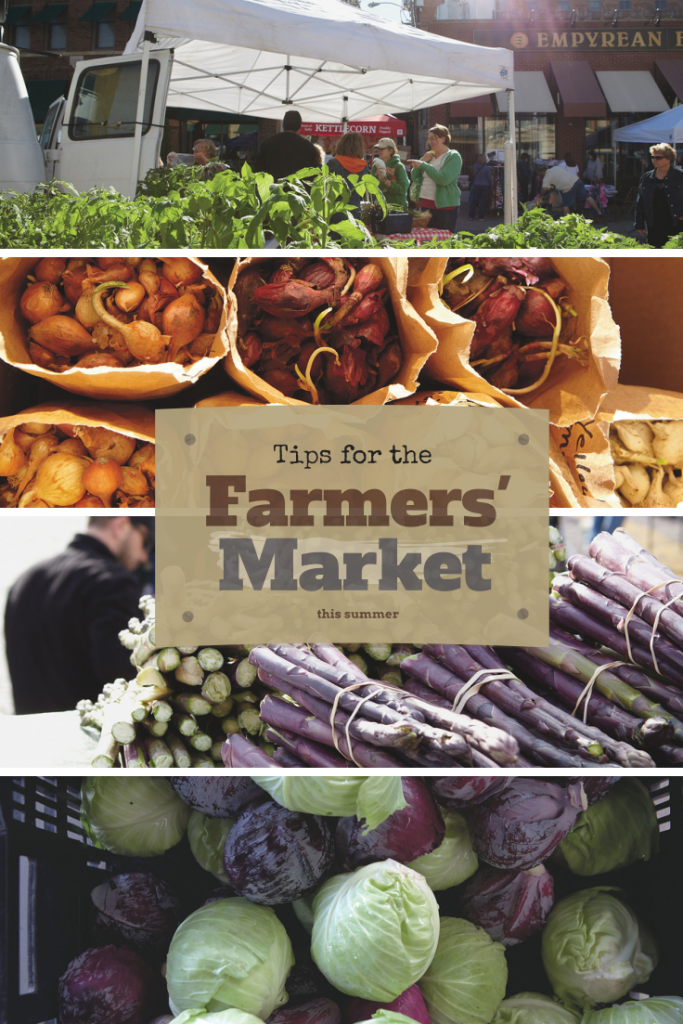 Farm Fresh Tips For Navigating Your Local Farmers Market