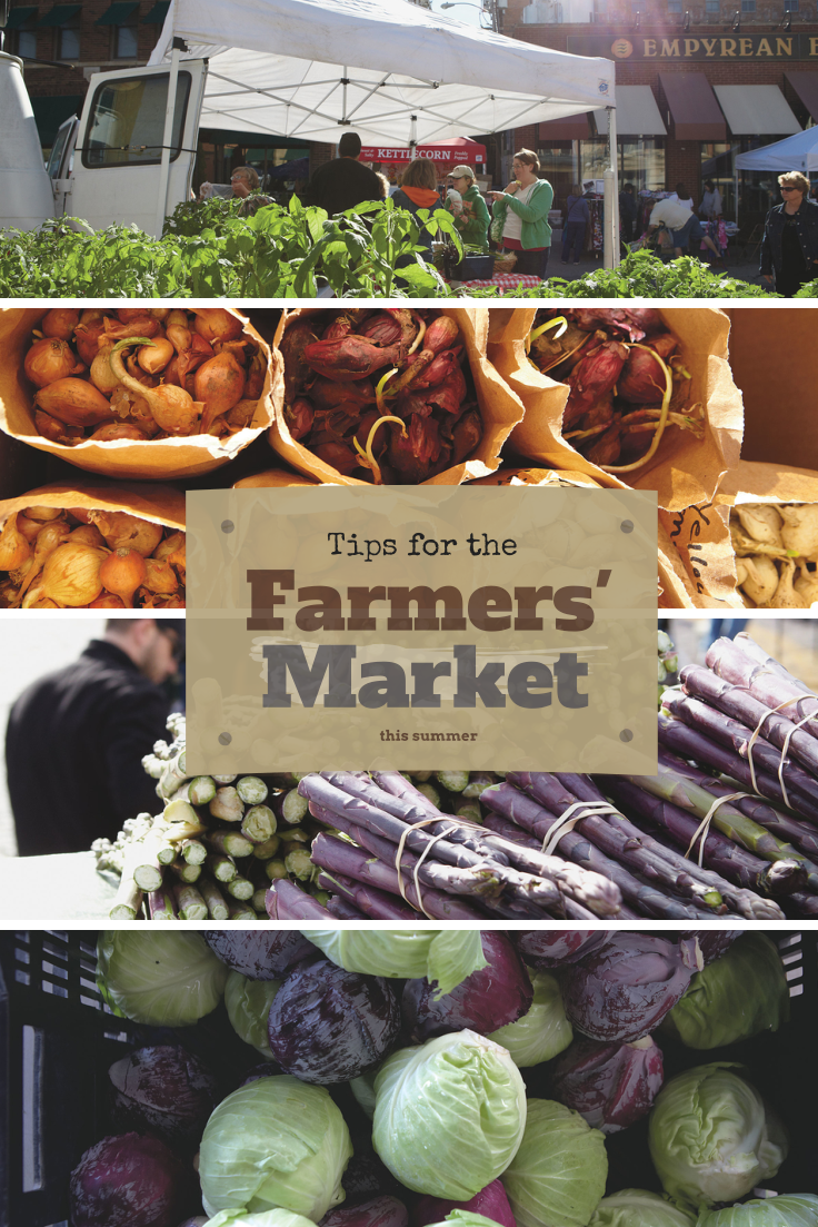 Farmers Market Tips