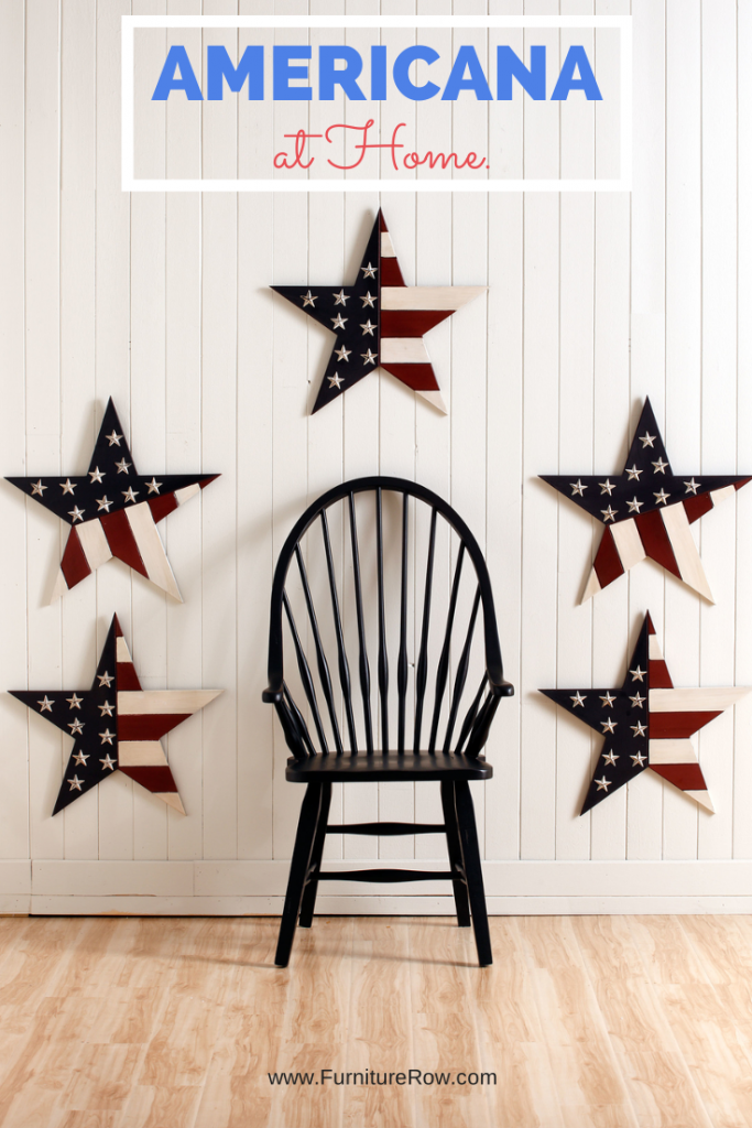 Americana home decor home is here for Americana decoration
