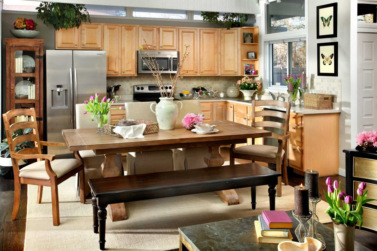 The Spring Dining Room Home is Here Blog
